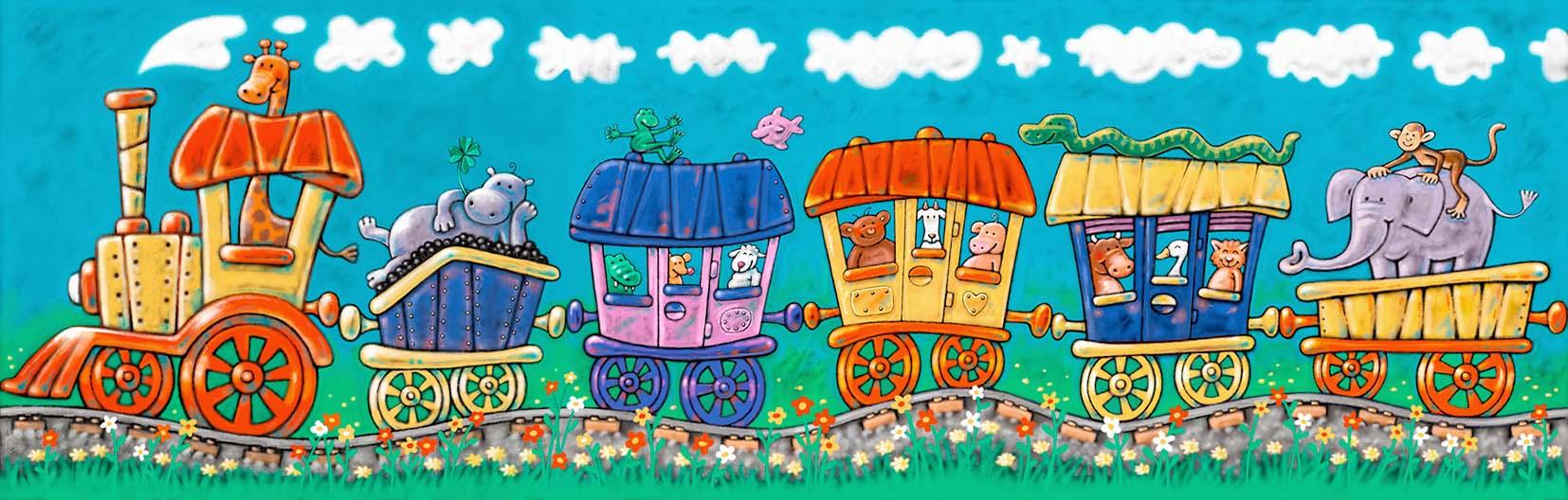 Tapeten-Design, Kinderzimmer-Tapete, A.S. Création Tapeten AG