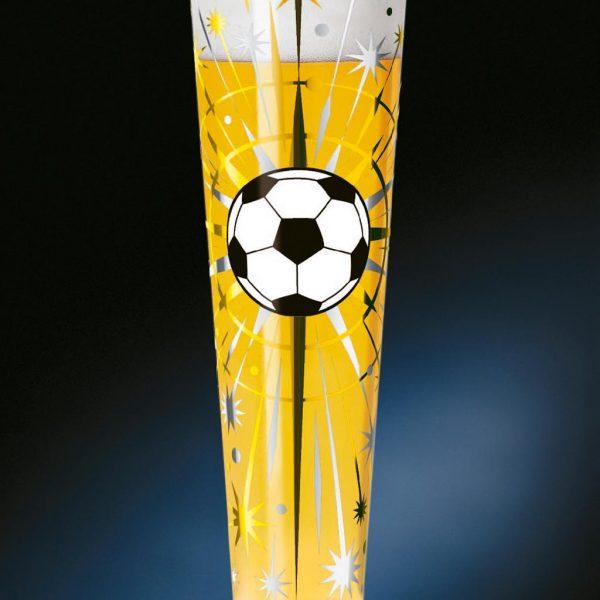 Produkt-Dekor, Sonder-Edition zur Fussball EM, Pils-Glas, Ritzenhoff