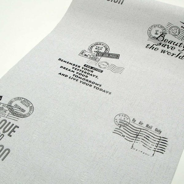 Tapeten-Design, Typografie,  A.S. Création Tapeten AG