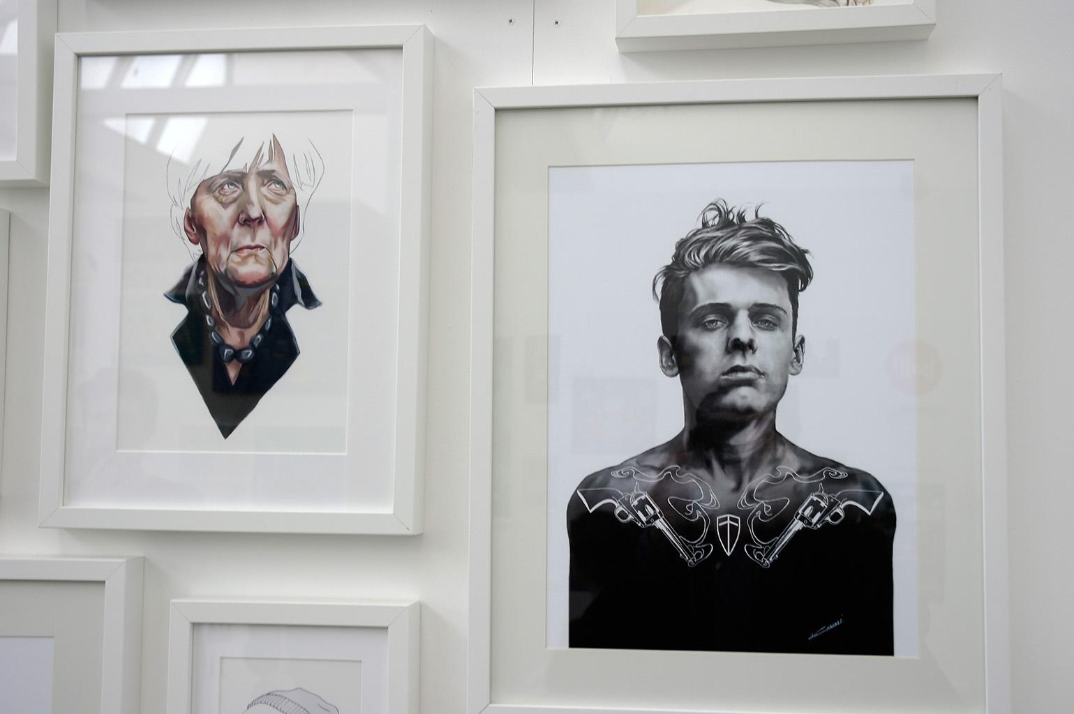 illu16-illustratoren-festival-köln-merkel-hans-christian-sanladerer