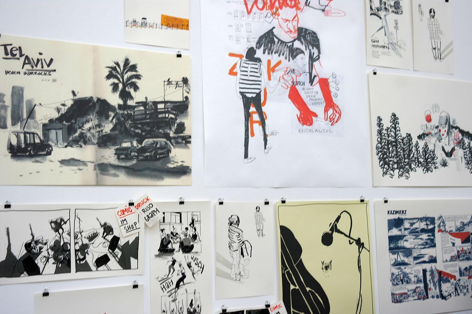 illu16-illustratoren-festival-köln-skizzen-hans-christian-sanladerer
