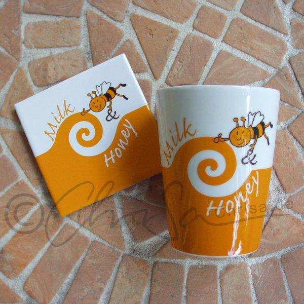 Produkt-Dekor für Porzellan, Design House