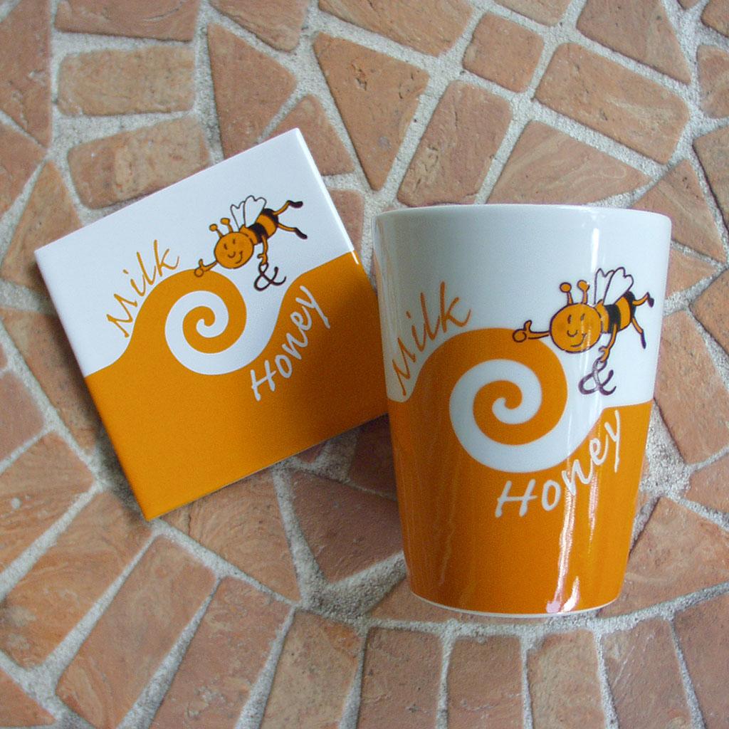 Milk Mug Milchbecher Design House Www Chrisa De