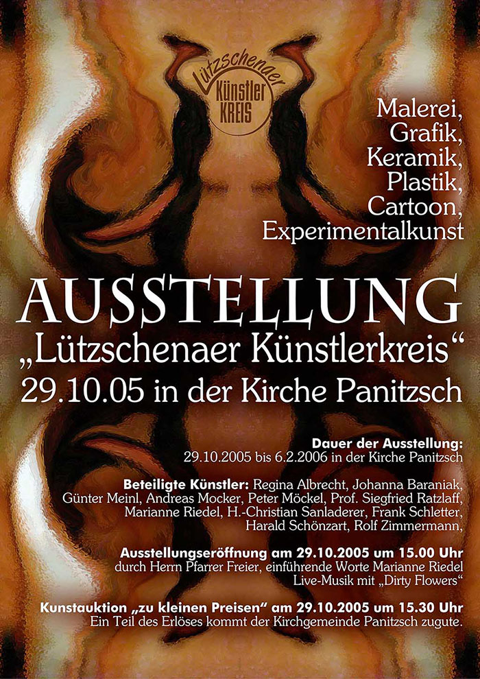 plakat-poster-kunst-ausstellung-luetzschena-einladung-hans-christian-sanladerer