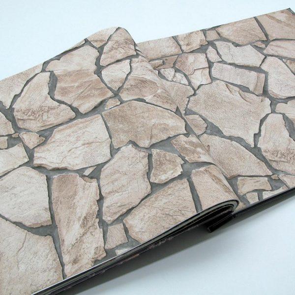 "Tapeten-Design, Steinmauer, ""Wood´n Stone"", A.S. Création Tapeten AG"